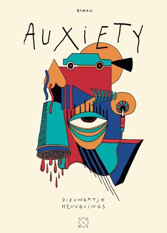 Auxiety - Dieuwertje Heuvelings |