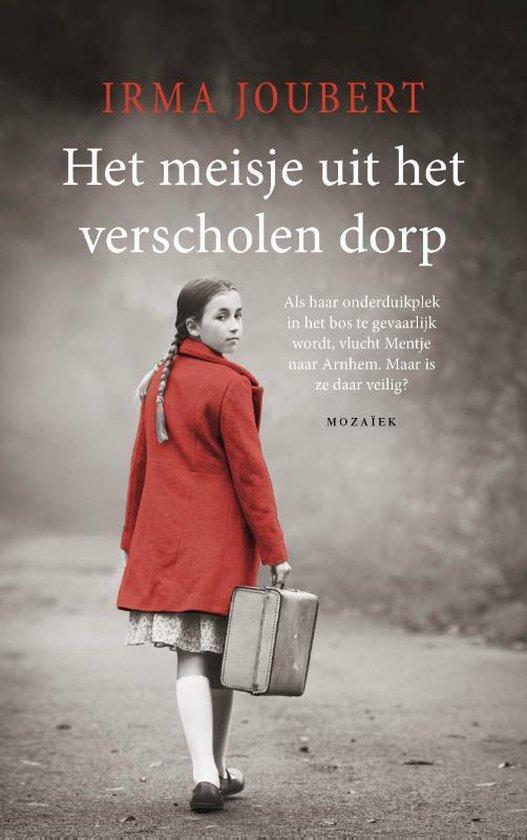 Boek cover Het meisje uit het verscholen dorp Midprice van Irma Joubert (Paperback)