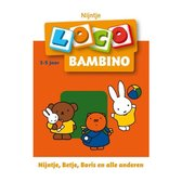 Boek cover Bambino Loco 3-5 jaar Nijntje, Betje, Boris en alle anderen 1 van R. Backers (Paperback)