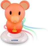 Luvion superlief LED babykamer nachtlampje baby muis  - peuter nachtlampje.