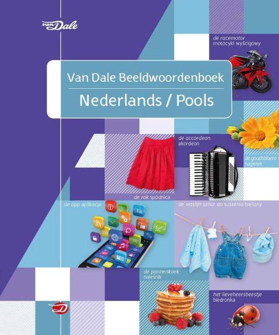 Boek cover Van Dale Beeldwoordenboek Nederlands - Pools van Maria del Carmen Almendros de la (Paperback)