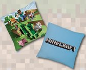 Minecraft kussen 40x40cm