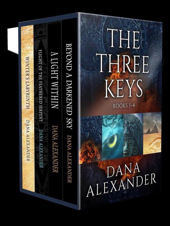 The Three Keys Series (Books 1-4)