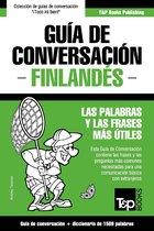 Guía de Conversacion Español-Finlandés y diccionario conciso de 1500 palabras