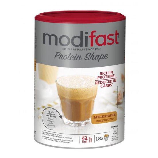 Modifast Protein Shape Milkshake Maaltijdvervanger - Cappuccino - 540 gr