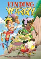 Omslag Finding Yorgy