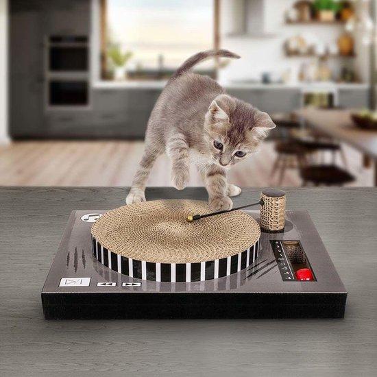 Katten Krabplank DJ Set