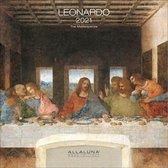 Leonardo Kalender 2021 (formaat 30x30)