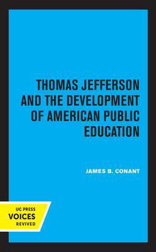 Thomas Jefferson and the Development of American Public Education
