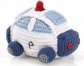 Pebble rammelaar - Politie auto