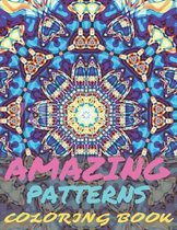 Amazing patterns Coloring book