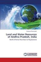 Land and Water Resources of Andhra Pradesh, India