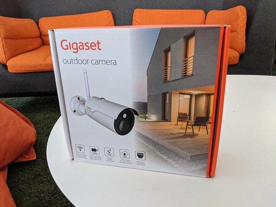 Gigaset  Outdoor Smart Camera - white