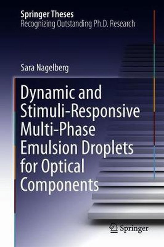 Dynamic and Stimuli-Responsive Multi-Phase Emulsion Droplets for Optical Components