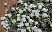 Witte thee Fujian jasmijn