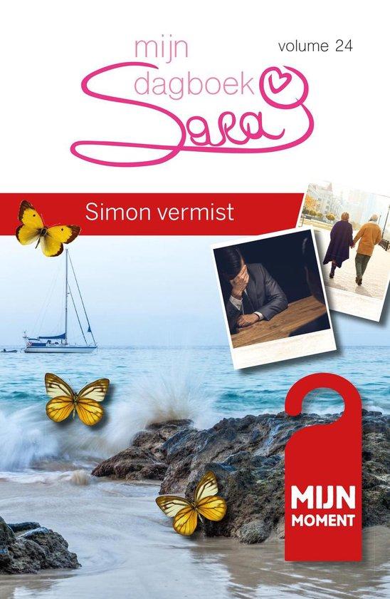 Mijn Moment 24 - Mijn dagboek Sara Simon vermist - Ria Maes | Readingchampions.org.uk