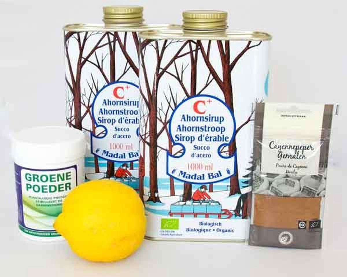Citroensapkuur Madal Bal (pakket voor 10 dagen)