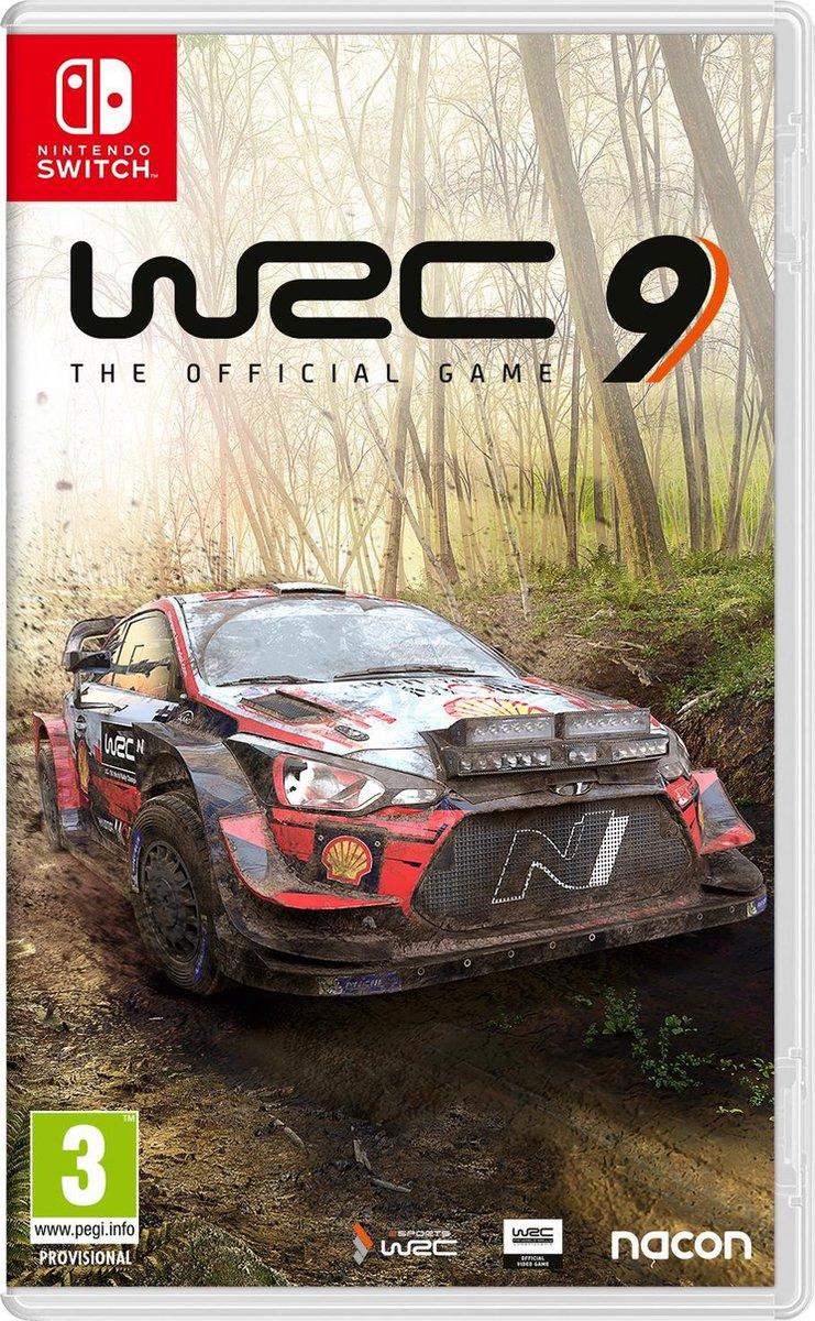 WRC 9 – Nintendo Switch