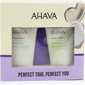 Ahava Perfect Trio gift cadeau