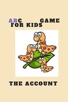 ABC game for kids, The account