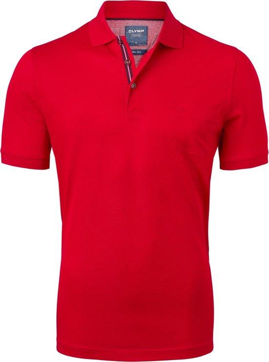 OLYMP Normaal (licht getailleerd) Heren Poloshirt L