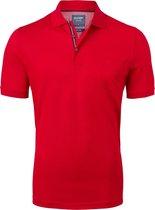 OLYMP Normaal (licht getailleerd) Heren Poloshirt M