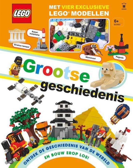 LEGO Grootse geschiedenis - none |