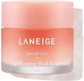 Laneige - Lip Sleeping Mask (Grapefruit) - Lipmasker