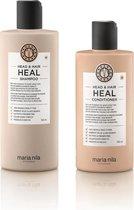 Maria Nila Head & Hair Heal Care Set (Shampoo + Conditioner)