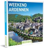 Bongo Bon Nederland - Weekend Ardennen Cadeaubon - Cadeaukaart cadeau voor man of vrouw | 51 gezellige hotels in de Ardennen
