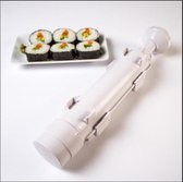 Sushi Maker - Sushi Bazooka Maker - Sushi Roller - Bazooka Sushi Maker - Sushi Bazooka - Sushi Roll - Sushi Maken - Zelf Sushi Maken - Zelfgemaakte Sushi - Sushi Koken - Sushi Accessoire - Sushimakers -  Sushimakers - sushi