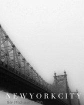 New York City 59th Street Bridge Reflective creative blank page $ir Michael Journal