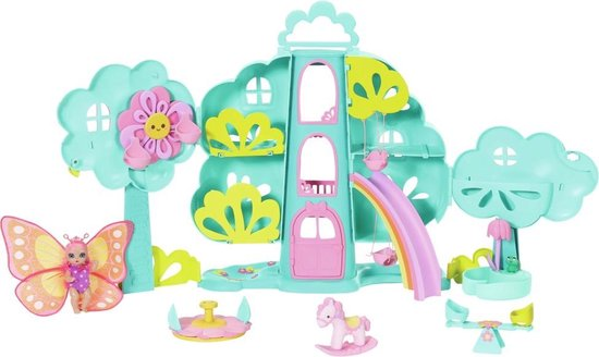 BABY born Surprise Treehouse Playset poppenhuis