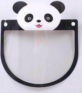 Gezichtsmasker - Verstelbaar - Panda print - Herbruikbaar - 1 stuks