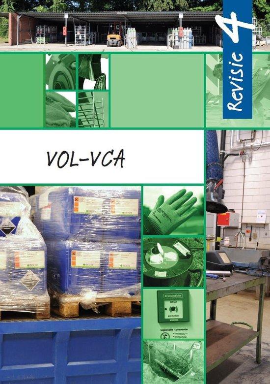 Boek VCA VOL (Veiligheid voor Operationeel Leidinggevenden) Nederlands - Cursusplus.nl / Zwartewaterland Training & Advies pdf epub