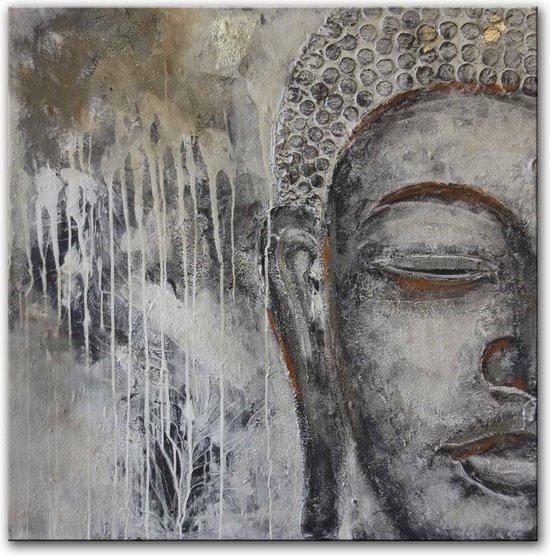 Schilderij - Zen