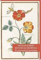 Fitzwilliam Museum Notecard Botanical Drawings ~ Kaartenmapje Nicolas Robert