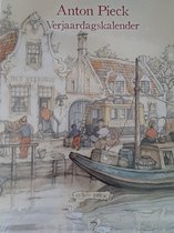 Anton Pieck Verjaardagskalender Veerhuis - kalender