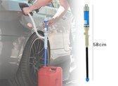 Basic Elektrische vloeistoftransportpomp - 58CM - Blauw