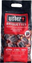 Weber® briketten 4 kg bij afname van 1 pallet