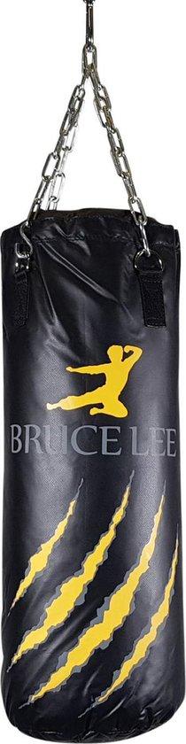 Bruce Lee Bokszak - Stootzak - Boxzak - 70cm - Incl Kettingset