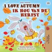 I Love Autumn Ik hou van de herfst