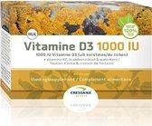 Cressana Vitamine D3 1000IU & K2 plantaardig