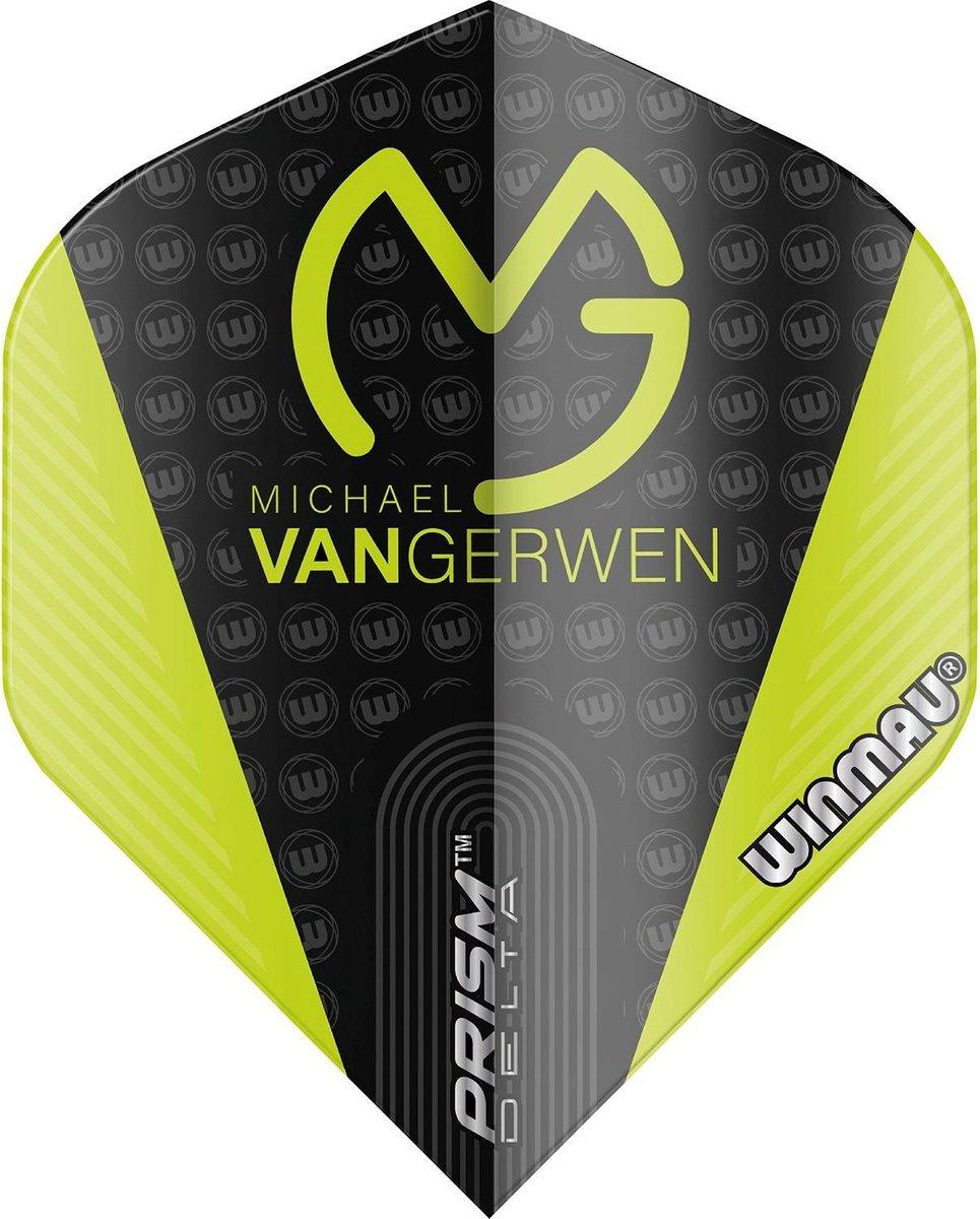 Michael van Gerwen Dartflights