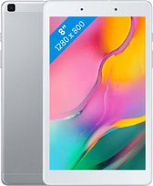 Samsung Galaxy Tab A8 (2019) - 8 inch - 32 GB - WiFi + 4G - Wit