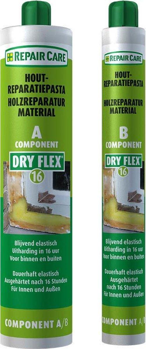 Repair Care - Dry Flex 16 - houtrotreparatie A en B - Repair Care