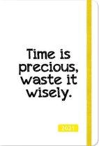 Agenda Time is precious 2020-2021