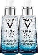 Vichy Mineral 89 Serum - 2X50ml - dagelijkse booster voor een sterkere huid
