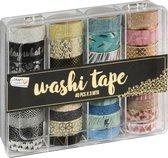 Washi Tape 40pcs X 3mtr | 40 verschillende designs | Bullet journal