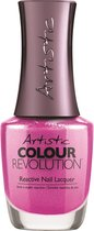 Artistic Nail Design Colour Revolution 'Everybody Flirts'